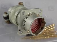 СНЦ23-10/18В-2-В  Разъемы СНЦ23 для цепей постоянного и...