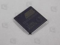 AT32UC3C1512C-AUT  Микроконтроллер на 32-битном ядре AVR Тактовая...