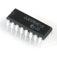 К176ИЕ13  Микросхема К176ИЕ13 работает в комплекте с...
