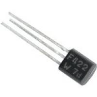BF422  BF422 (N-P-N) и BF423 (P-N-P) - транзисторы...