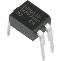 IRFD110  Структура   N-канал Максимальное напряжение...