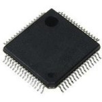 AT91SAM7S64-AU-001  -Высокопроизводительное 32-битное процессорное...