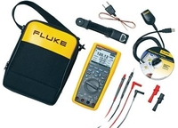 FLUKE 289 FVF    Базовая погрешность 0.025 %;   Измерение...