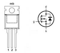 PSMN070-200P