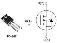 STMicroelectronics STW45NM50