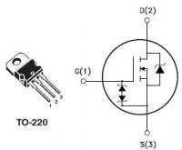 STMicroelectronics STP9NK50Z