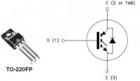 STMicroelectronics STGF14NC60KD