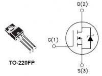 STMicroelectronics STF11NM80