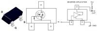 ON Semiconductor FDV301N