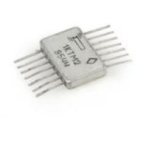 564ТМ2  Цифровая микросхема серии КМОП.Микросхемы...