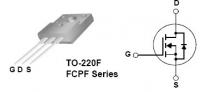 Цена FCPF16N60NT