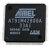 AT91M42800A-33AI