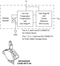 NXP MPX5050DP
