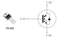 STMicroelectronics STGP19NC60HD