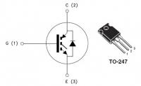 STMicroelectronics STGW40N120KD