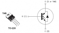STMicroelectronics STGP10NC60KD