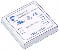 FEC40-12S12 Dc/dc конвертер серии fec40, мощностью 40 ватт...