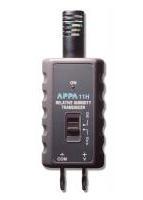 APPA 11H    Измерение H (относительной влажности)...
