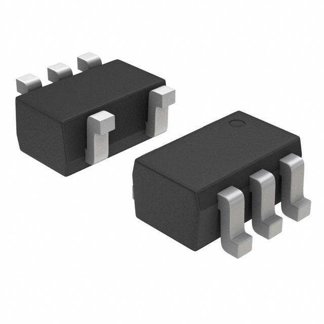 ON Semiconductor NL17SZ04DFT2G