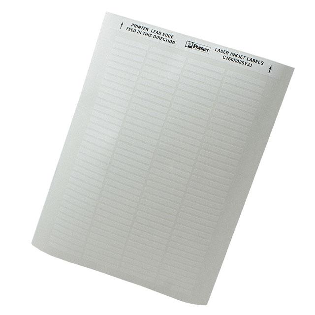 9mm diameter Paper labels for thermal transfer printers 0.354 diameter