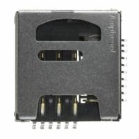101-00434-68 CONN SIM+MICRO-SD 14PIN PCB GOLD