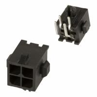 3-794618-4 CONN HEADER 4POS DUAL R/A TIN