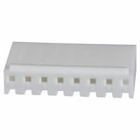 640250-8 CONN RECEPT 8 POS W/RAMP SL-156