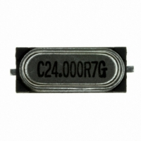 016808 CRYSTAL 24.000 MHZ SMD
