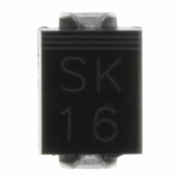 SK16 DIODE SCHOTTKY 1A 60V SMB