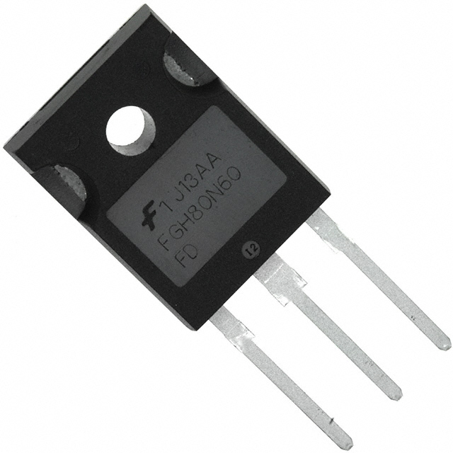 ON Semiconductor FGH80N60FDTU
