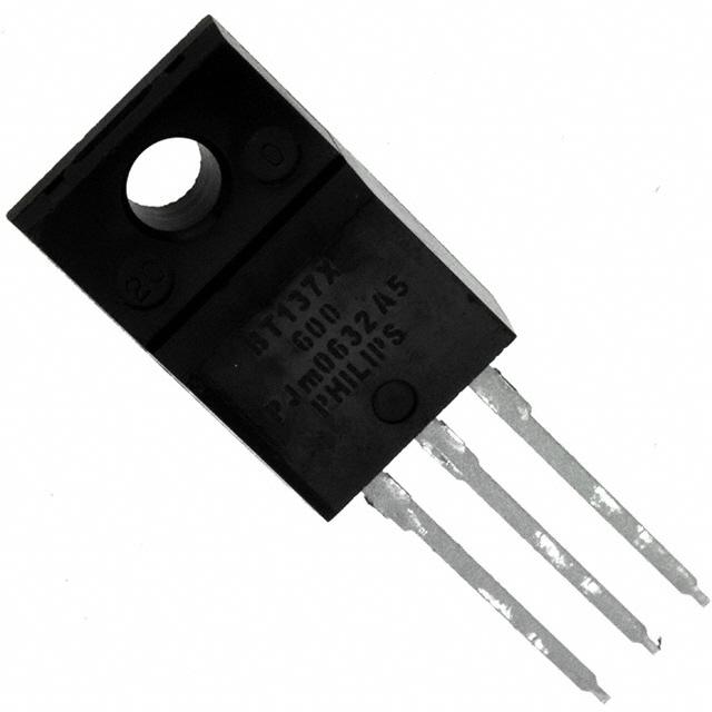WeEn Semiconductors BT137X-600E,127