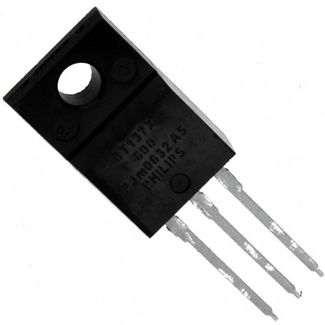 WeEn Semiconductors BT137X-600E,127