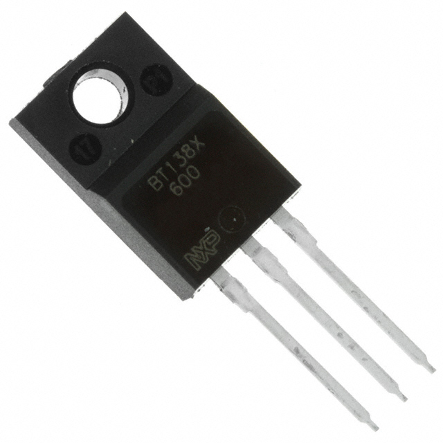 WeEn Semiconductors BT138X-600,127