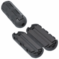 28A0592-0A2 FERRITE CYLINDER CLAMP-ON 4.5MM
