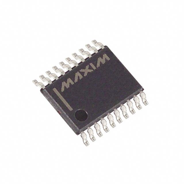 Maxim MAX3380ECUP+