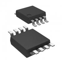 25LC080A-I/MS IC EEPROM 8KBIT 10MHZ 8MSOP