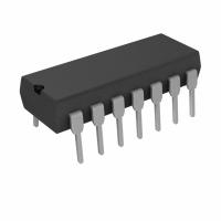MCP6044-I/P IC OPAMP QUAD SNGL SUPPLY 14DIP