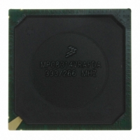 MPC8314VRAFDA MPU POWERQUICC II PRO 620-PBGA