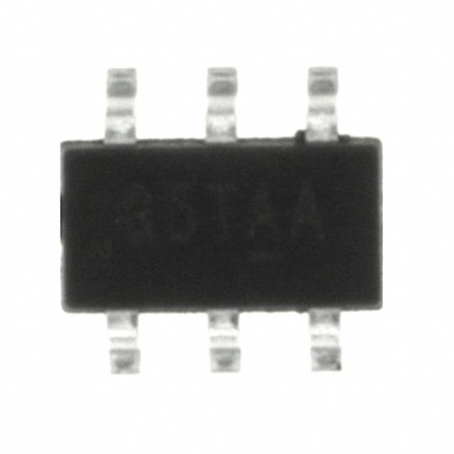 DG447DV-T1-E3 - IC switch dual SPST 6TSOP.