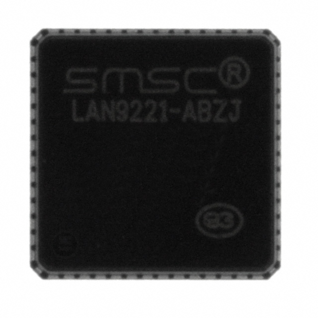 STANDARD MICROSYSTEMS CORPORAT - LAN9221-ABZJ