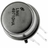 LME49710HA/nopb IC amp audio mono ab hifi TO99-8.