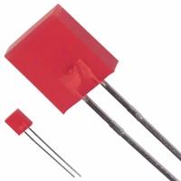 SSL-LX25783ID LED 2.3X7MM RECTANGULAR RED DIFF