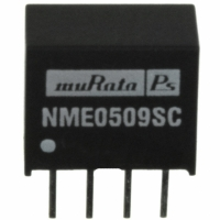 NME0509SC CONV DC/DC 1W 5VIN 9VOUT SIP SGL