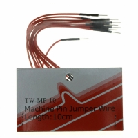 TW-MP-10 MACHINE PIN JUMPER WIRES 10CM