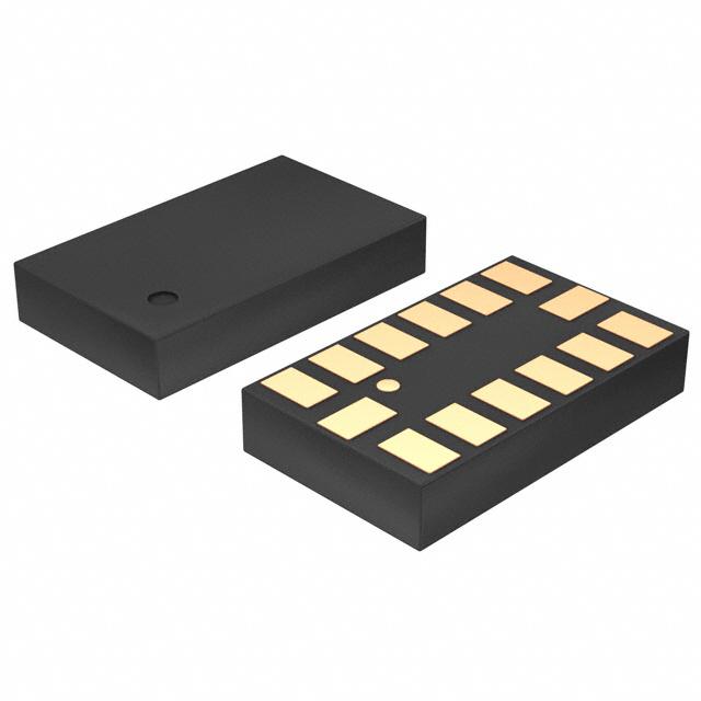 STMICROELECTR - LIS302DLTR