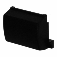 1B09 CAP SWITCH BLACK