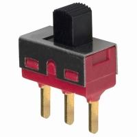 4M1-SSP1-S1/2-M2QE SWITCH SLIDE SPDT 5A PCB